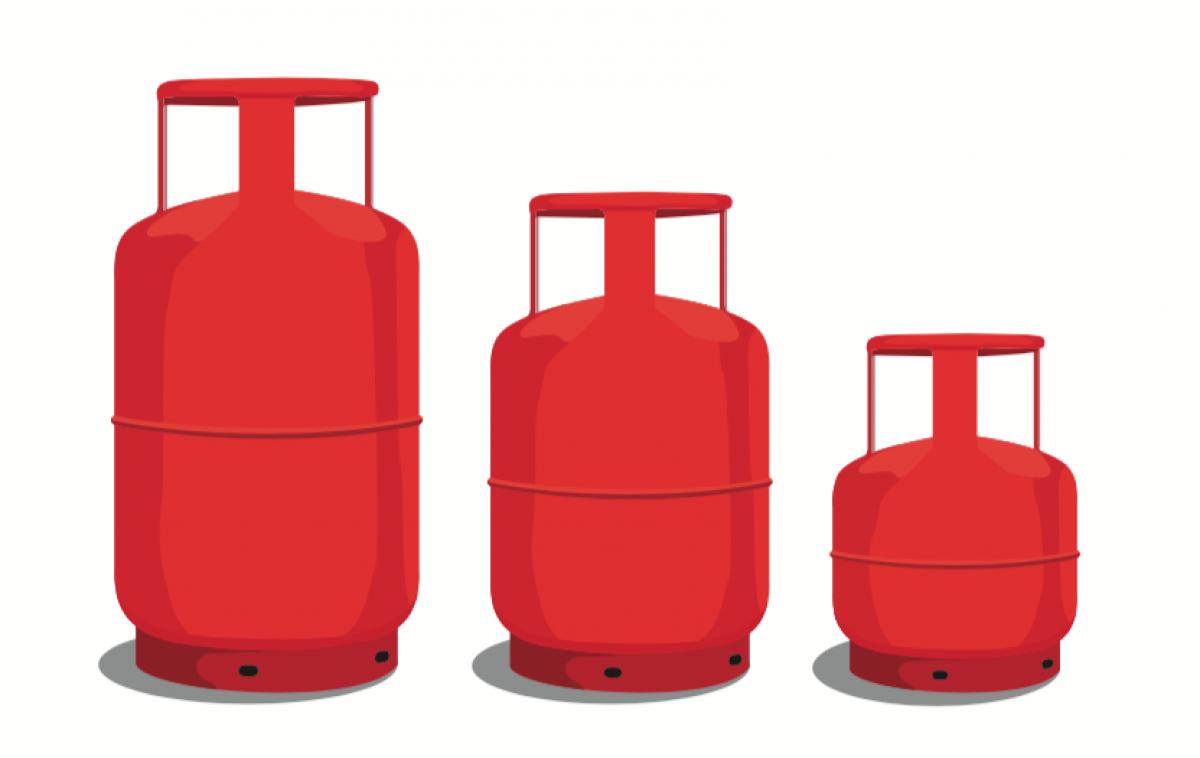 بدءا من 1 أكتوبر 2020 خفض أسعار غاز البترول الم سال المنزلي